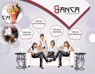 Bianca cafe offer designs