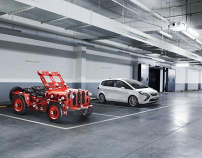 Meccano / Opel / Y&R