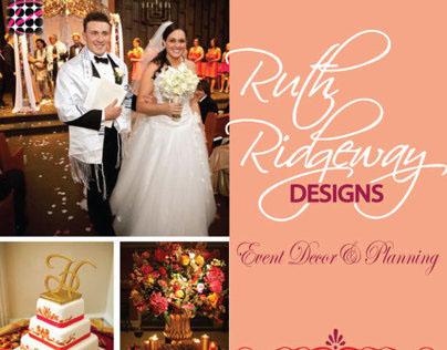 Ruth Ridgeway Design Promotional Postcards