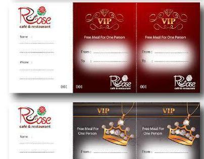 Tickets & Brochures & Roll ups