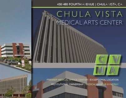 Chula Vista Medical Arts Center Marketing Brochure