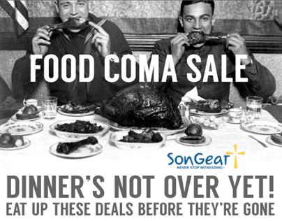 Food Coma Sale