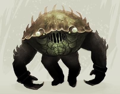 Monster designs