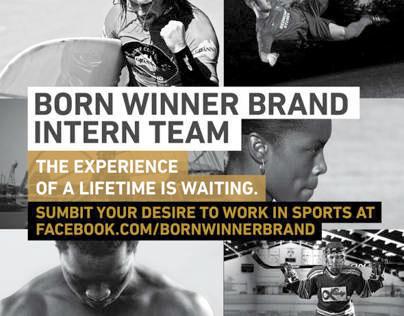 Born Winner Brand