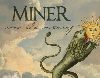 """Artwork for band """"Miner"""""""