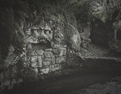 """Bomarzo's """"Sacred Wood"""""""
