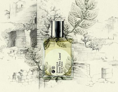 Monocle x Comme des Garçons Fragrance