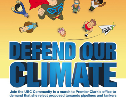 Poster / UBC Campaign