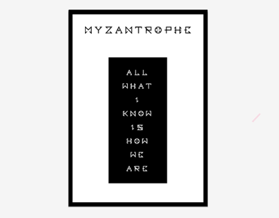 Myzantrophe typo