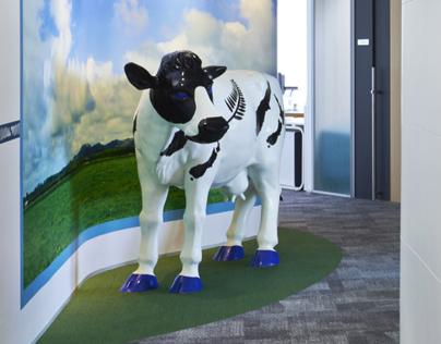 Fonterra - Model Cow