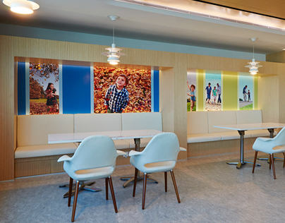 Fonterra - Interior Graphics