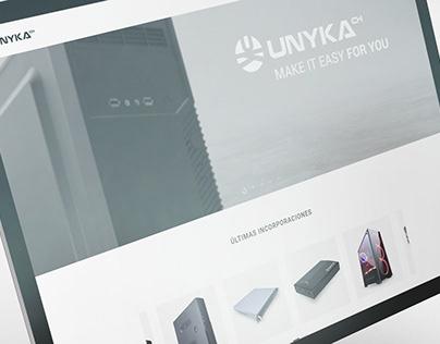 Web UNYKAch
