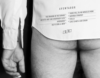 Gran Rivera, Aventador - Record Cover - 2013