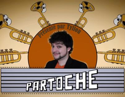 """""""Partoche"""" Intro Animation"""