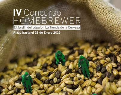 IV Concurso Homebrewer