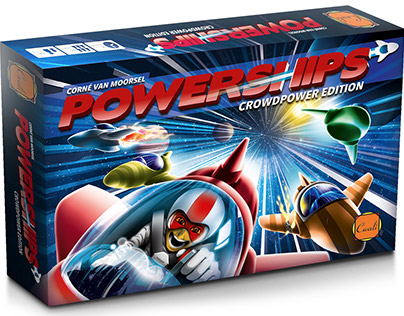 Powerships [board game]