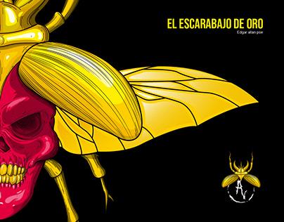 El escarabajo de oro