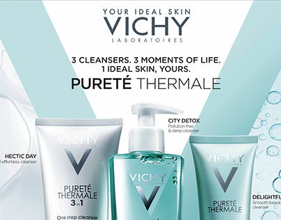 Your Ideal Skin - Laboratoires VICHY
