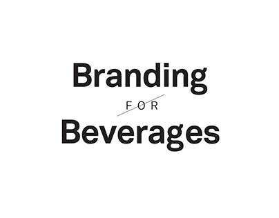 Branding for Beverages