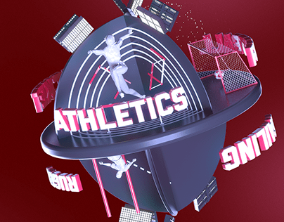 Sports Show Opening | 3D Animation