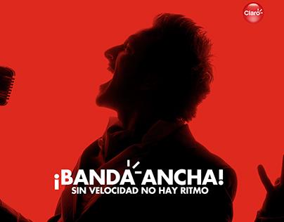 Lanzamiento Banda Ancha de Claro Chile Regiones