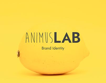 AnimusLAB - Brand Identity