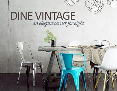 Dine Vintage