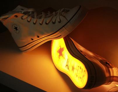 Converse POP Chuck Taylor Lamp