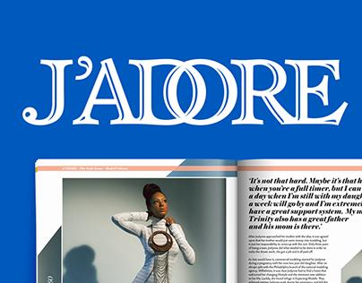 J'ADORE Magazine