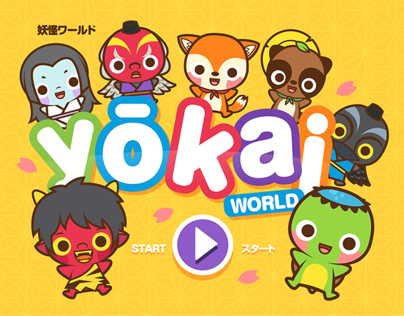 Yokai World - Kids Game