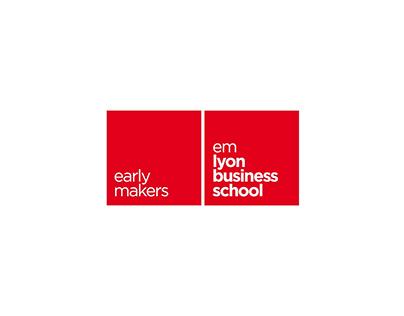 We Are Early Makers by EM Lyon #waem