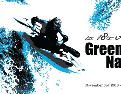 Green River Narrows Race Poster Series