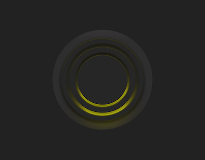 Animated button