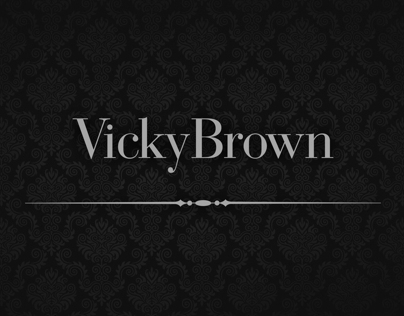 Vicky Brown Hair and Makeup - Branding