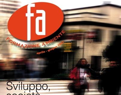 """Magazine """"Formazione Ambiente"""" (1994-1998)"""