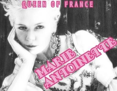 Marie Antoinette (Edinburgh Napier project)