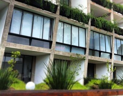 NT24 / Appartments / Cuernavaca