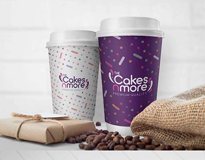 Branding & Packaging Design -The Cakesnmore