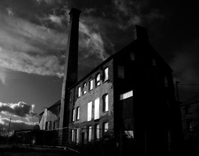 Morlands Factory – Glastonbury