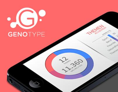GenoType Smartphone-App
