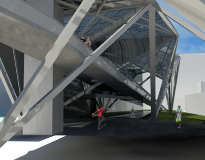 Viaduct Bridge Steel Competition