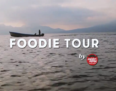 Foodie tour - Mister Menú