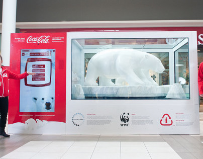 Coca-Cola Arctic Home
