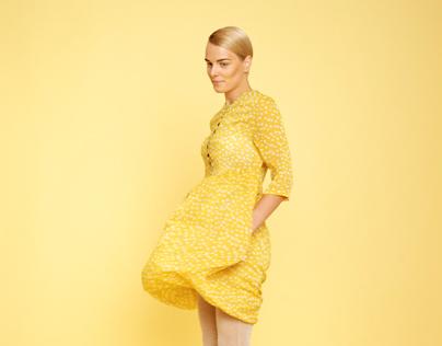 Styling for fashion brand Mummymoon
