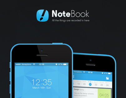 !NoteBook app