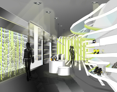 Shoe Boutique // Fall 2012