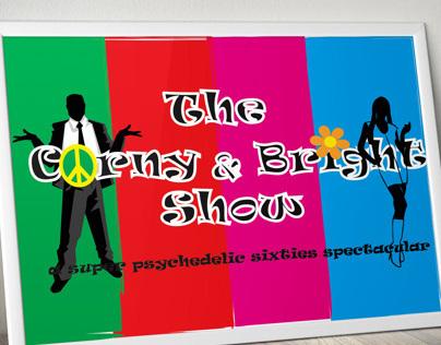 Corny & Bright Poster