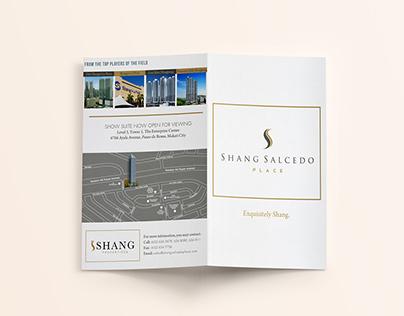 Shang Salcedo Place: Brochure