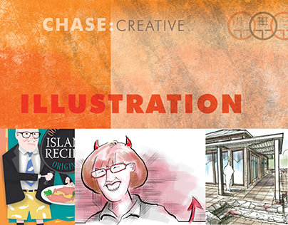 CHASE:ILLUSTRATION