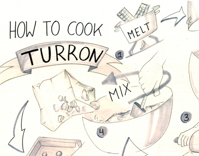 HOW TO COOK TURRON